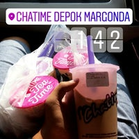 Photo taken at Chatime by Satrio P. on 6/18/2017