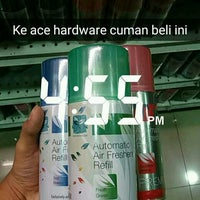 Photo taken at Ace Hardware by Satrio P. on 10/5/2016