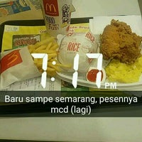 Photo taken at McDonald's by Satrio P. on 11/27/2016