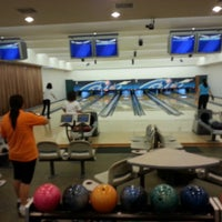 Photo taken at Bowling Alley by Shirley L. on 11/17/2013