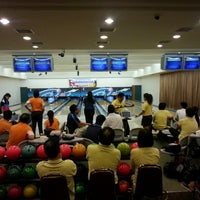 Photo taken at Bowling Alley by Shirley L. on 3/27/2014