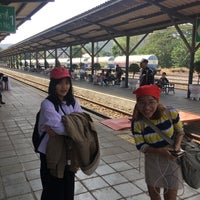 Photo taken at Pak Chong Railway Station (SRT2093) by cake o. on 12/23/2016