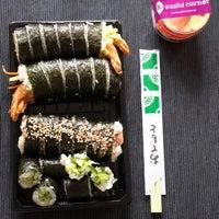 Photo taken at Sushi Corner by K on 12/29/2017