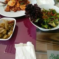 3/22/2016 tarihinde Mustafa E.ziyaretçi tarafından Sedir Cafe & Restaurant'de çekilen fotoğraf