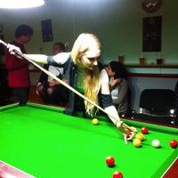 Photo taken at Canavan's Peckham Pool Club by Anne B. on 5/3/2014