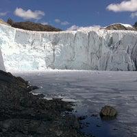 Photo taken at Nevado Pastoruri by Ricardo M. on 8/17/2013