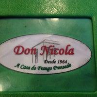 Photo taken at Don Nicola Restaurante by Artur W. on 12/21/2014