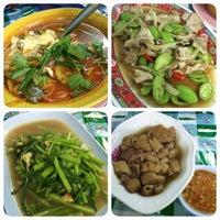 Photo taken at นุชข้ามต้มสวนหลวง by Ying N. on 11/30/2014