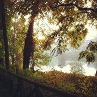 Photo taken at Lungo Po Antonelli by Edo L. on 10/8/2012