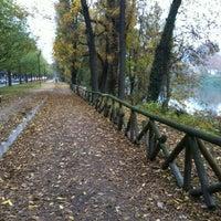 Photo taken at Lungo Po Antonelli by Edo L. on 11/16/2012