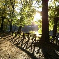 Photo taken at Lungo Po Antonelli by Edo L. on 10/29/2012