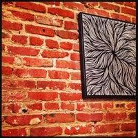Photo taken at Oxenrose Salon by @AnnaOnTheWeb on 11/9/2013