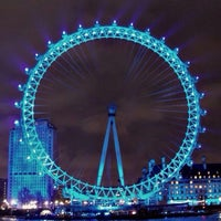 Photo taken at The London Eye by Ziad🇬🇧 on 6/25/2013