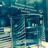 Photo taken at European Commission - J-54 - DG Devco (EuropeAid) by Olivier V. on 6/13/2017