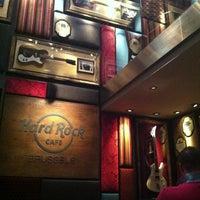 Foto scattata a Hard Rock Cafe Brussels da Olivier V. il 6/28/2013