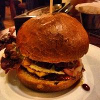 Photo taken at Peter's Burger Pub by Zdenek K. on 3/7/2013