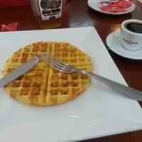 Photo taken at Benedita Cafe by Ariadne R. on 12/19/2012