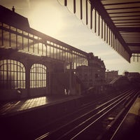 Photo taken at Ibis Gare du Nord - Lafayette by Paul B. on 3/8/2015