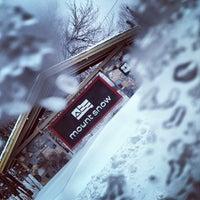 Photo taken at Mount Snow Main Base Lodge by aмanda~ on 2/9/2013