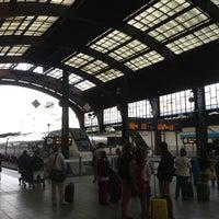 Photo taken at Estación de A Coruña-San Cristobal by Juanjo L. on 7/27/2013