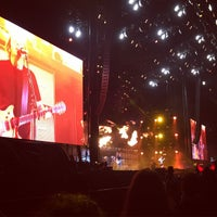 Photo taken at Coachella Main Stage by Annel A. on 4/18/2015