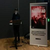 Photo taken at Haninge Kulturhus by Sandra S. on 1/15/2018