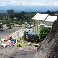 Photo taken at Pohon Inn Hotel by Putratama T. on 2/20/2014
