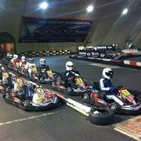 Снимок сделан в Forza Karting пользователем Roman 😎 D. 1/27/2013