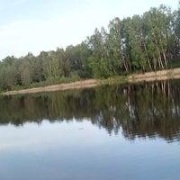 Photo taken at Ulbrokas laipa by Roland S. on 5/17/2014