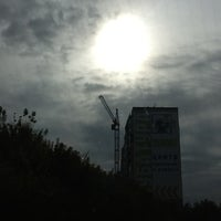 Photo taken at Old Embankment (1st Line) by Elena R. on 10/5/2012