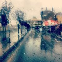Photo taken at Reşadiye Caddesi by Aykut Z. on 3/22/2013
