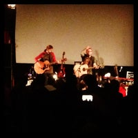 Photo taken at Bonnie Kate Theatre by Brandon C. on 11/22/2013