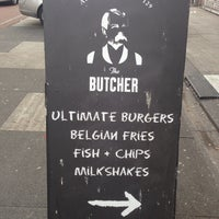 Photo taken at The Butcher by Arno O. on 5/12/2013