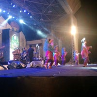 Photo taken at Taman Ratu Safiatuddin by Zulhidayat A. on 8/28/2016