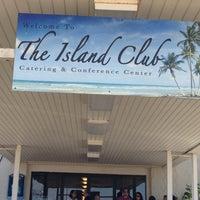Photo taken at Island Club by Herta K. S. on 5/12/2013