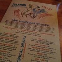 Photo taken at Islands Restaurant by Herta K. S. on 2/1/2013