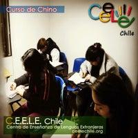 Foto tomada en Ceele Chile centro de idiomas por Pablo E. el 5/27/2015