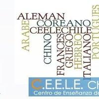 Foto tomada en Ceele Chile centro de idiomas por Pablo E. el 7/9/2014