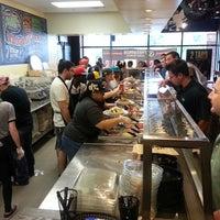 Photo taken at Freebirds World Burrito by Angie E. on 6/17/2013