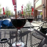 Photo taken at Oeno Wine Bar by Angie E. on 5/8/2013