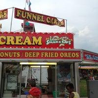 Photo taken at Hamilton County Fairgrounds by Nicholas E. on 8/7/2013