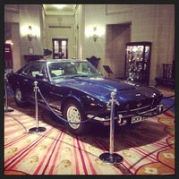 Photo taken at The Royal Automobile Club by Phillip G. on 8/20/2013