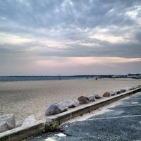 Photo taken at Craigville Beach by Hristo on 6/24/2013