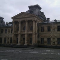 Photo taken at Палац графа Баденi / Palace of Count Badeni by Ruslan T. on 6/28/2013