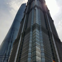 Photo taken at Jinmao Building by Alexander B. on 5/21/2017