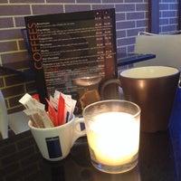 Photo taken at La Pausa Caffe by Daniela D. on 1/13/2015