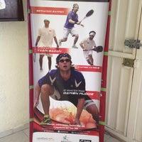Photo taken at Squash Inn by Carrizosa on 5/23/2015