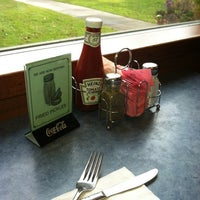 Photo taken at The Millennium Diner by Casandra C. on 12/9/2012