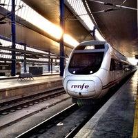 Photo taken at RENFE Estació Lleida - Pirineus by Joan Enric P. on 3/2/2013