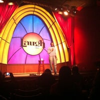 Photo taken at Laugh Factory by Hamidreza M. on 11/22/2012